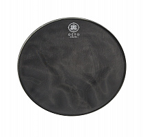 Black mesh drum head,2-ply