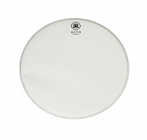 Coated white drum head,0.25mm