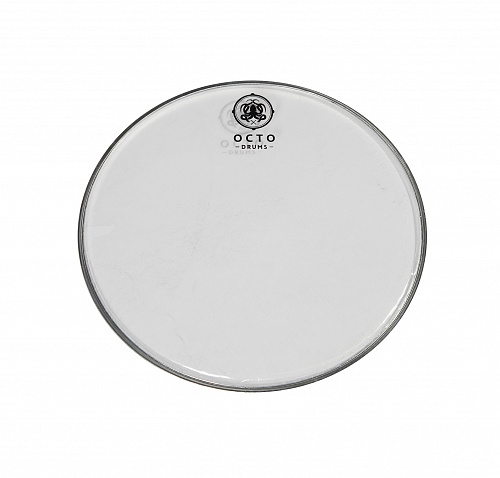 Clear drum head,0.125mm