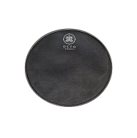 Black mesh drum head,3-ply