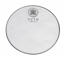 White mesh drum head,2-ply