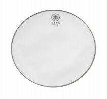 White mesh drum head,3-ply