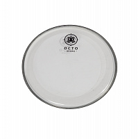 Clear+clear sound controled drum head