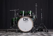 Drum Kingdom - Dominator (Green Fade)