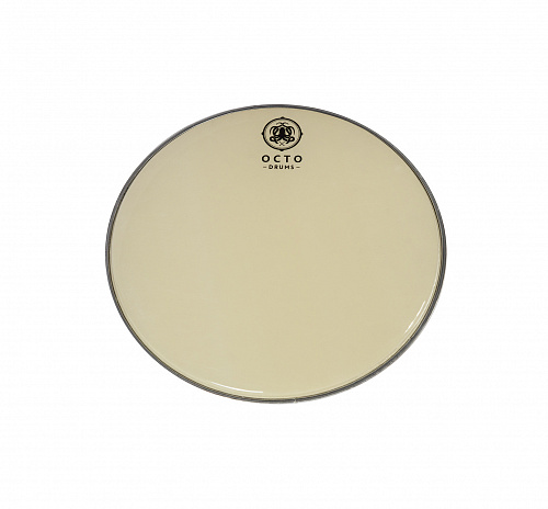Fiberskyn drum heads for drum set